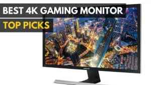 Best 4K Monitors for Gaming