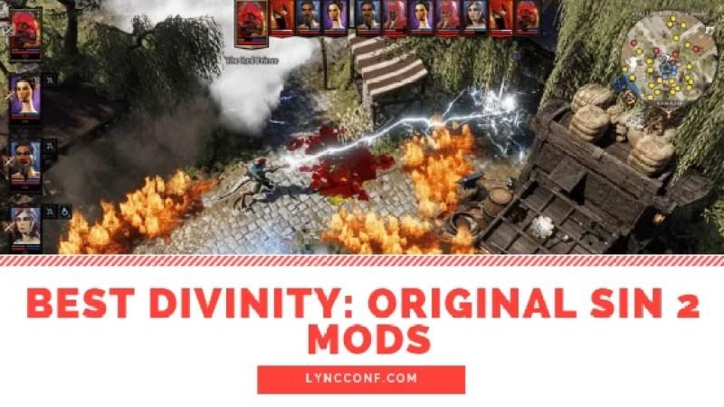 Best Divinity Original Sin 2 Mods