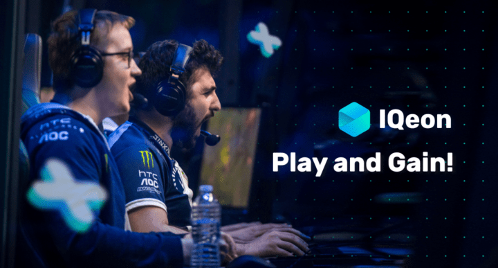 IQeon is a decentralized gaming PvP platform