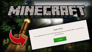 Minecraft Crashes on Startup