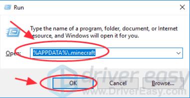 open the minicraft folder