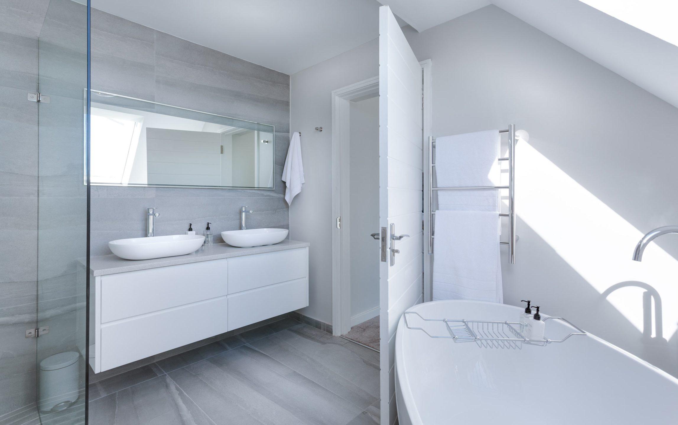 Bathroom interoir