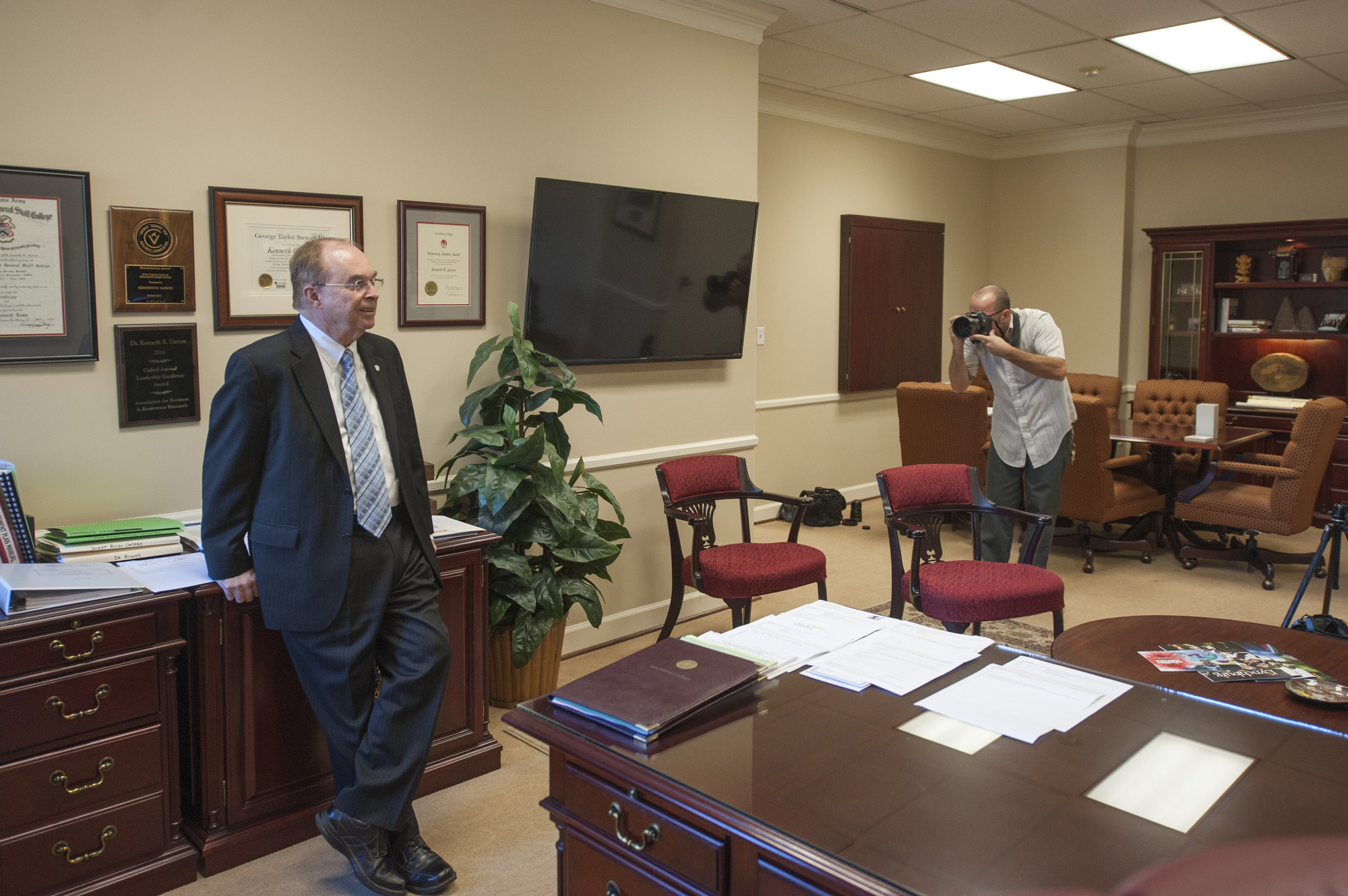 Wall Street Journal Highlights Leadership Of LC President