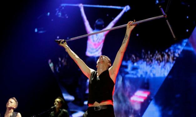 Depeche Mode in Dusseldorf