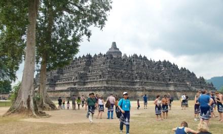 Borobudur en Prambanan