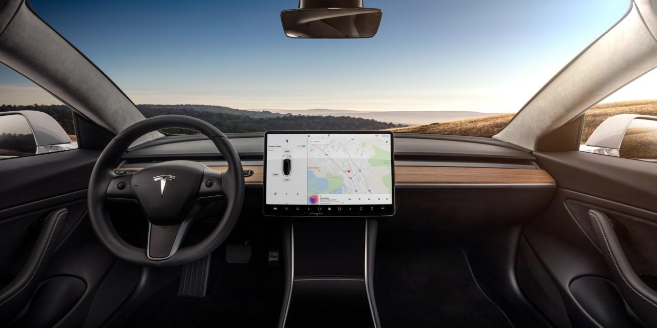 Hij is in Nederland… de Tesla model 3