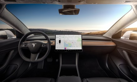 Hij is in Nederland… de Tesla model 3
