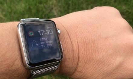 Hoe de Apple Watch mijn leven heeft veranderd