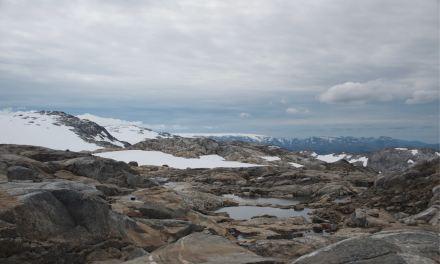 Elektrisch door Noorwegen, wat als je de bergen in gaat?