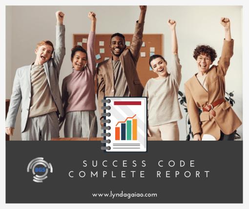BG5 Design Success Code Complete Report