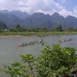 Vang Vieng's Natural Beauty