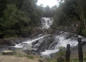 Adventures in Dantala Waterfall- Da Lat, Vietnam