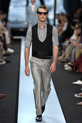 IIs Men's Fashion More Popular Than Women's? width=