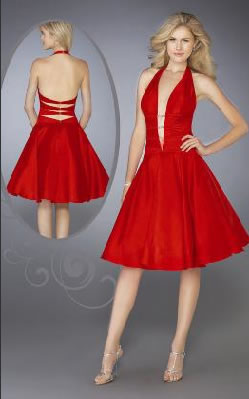 Are You Hot? This Valentines Dress For You