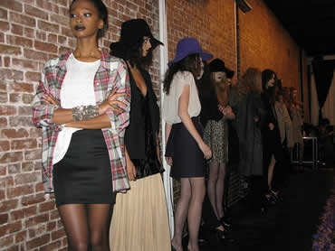 New York Fashion Week Fall 2009