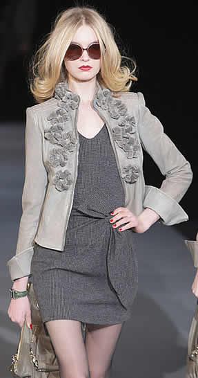Milan Fashion Week Fall 2009: Emporio Armani