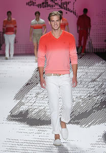 Men's Fashion: Lacoste Spring 2009