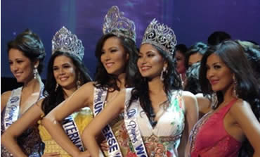 Applause to Binibining Pilipinas Winners 2009