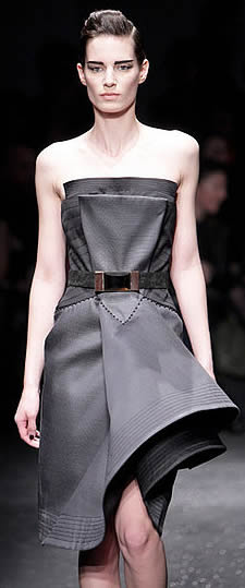 Gianfranco Ferre Fall 2009
