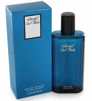 Are Your Men's Perfume and Colognes Smell Good Enough?:DAVIDOFF COOLWATER
