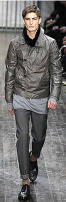 Men's Fashion Trends for 2009:ALLESANDRO DELL'ACQUA