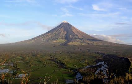 Mount Mayon Volcano Alert