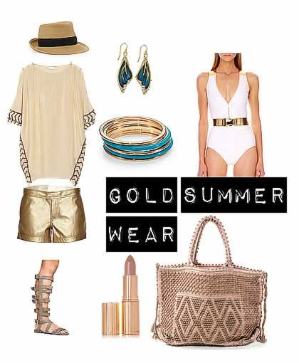 gold-summer-wear