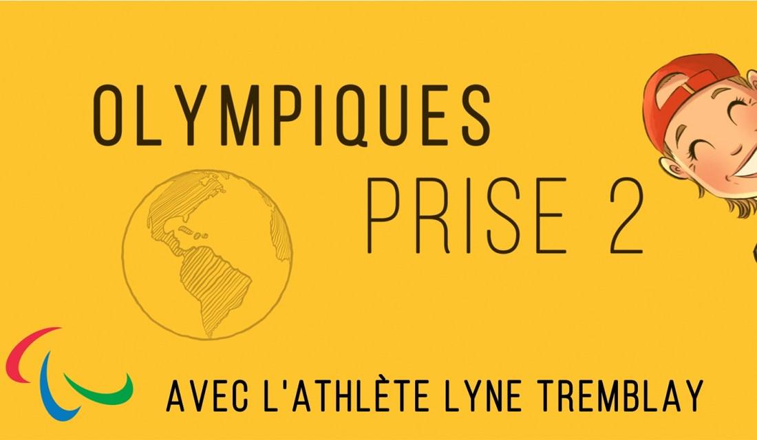 Olympiques Prise 2 -Lyne Tremblay
