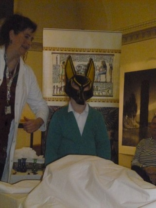 Oak Castle trip Egyptians Nov 2017 061