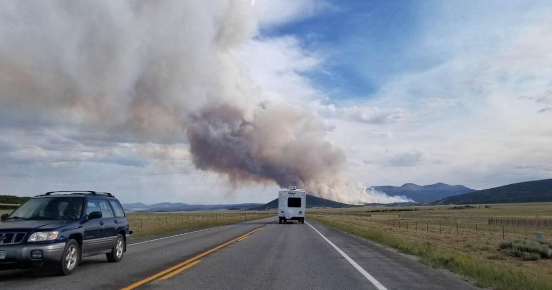 Colorado Wildfire