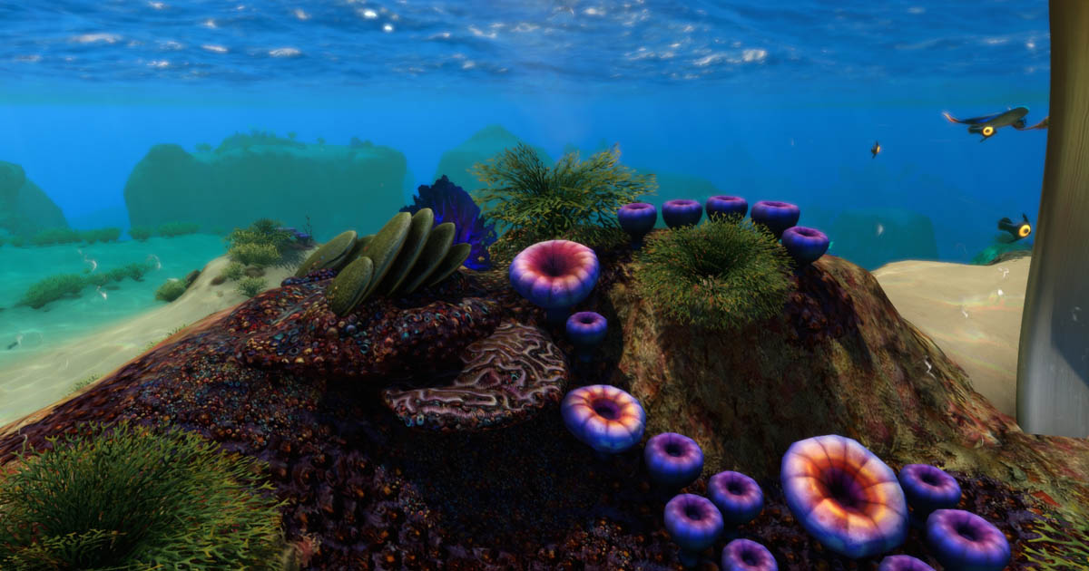 My Ideal Vacation or My Review of Subnautica
