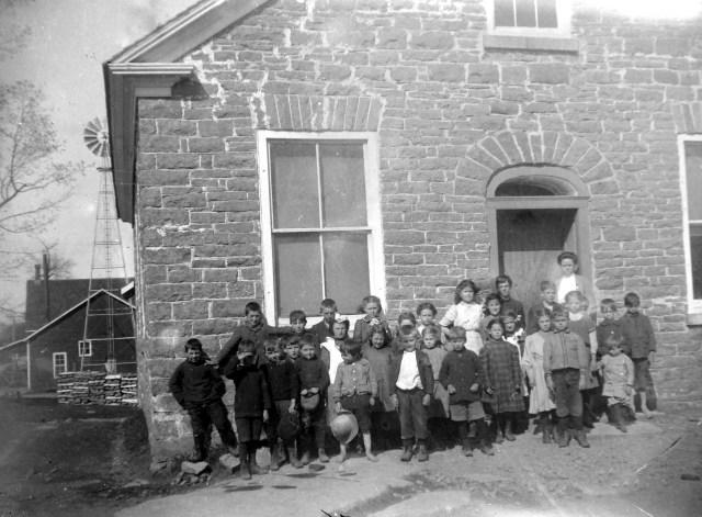 Glen Buell One Room Schoolhouse