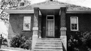 Greenbush school 1941 1