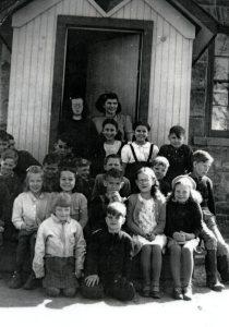 Howard School Class c1947 SF9#4