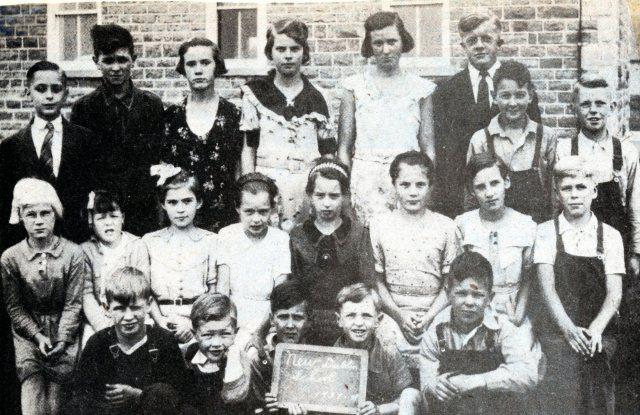 New Dublin School 1917- New Dublin Scrapbook (1)