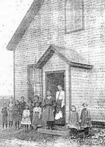 Tincap School abt 1905 SF13#17