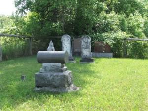 Pepper Cemetery Redan Rd. July 2016 (1)