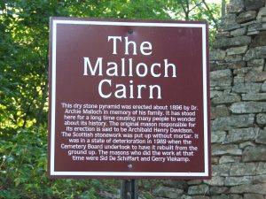 The Malloch Cairn (1)