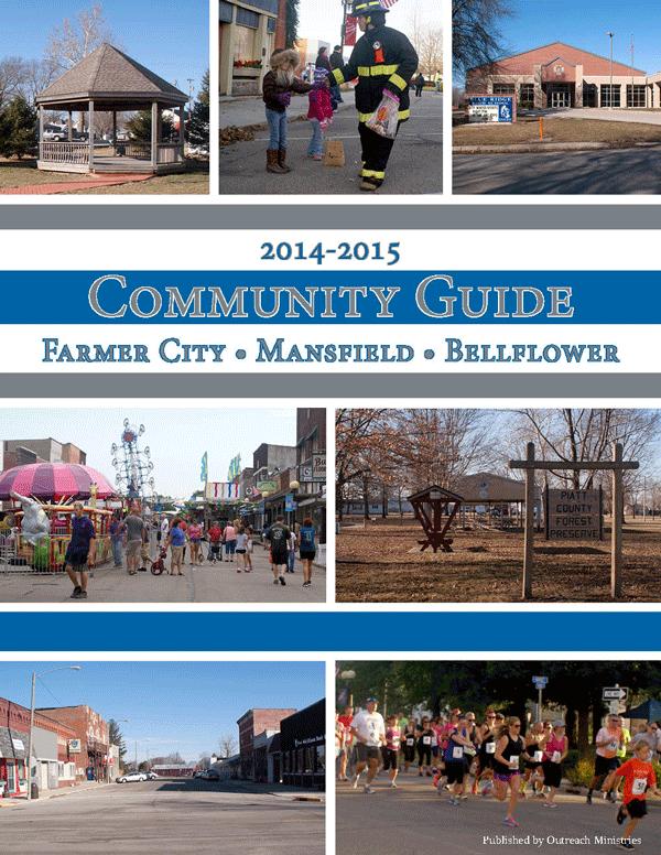 Farmer City Community Guide 2014-2015 version