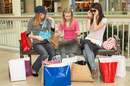 Image result for photos of teenagers at mall
