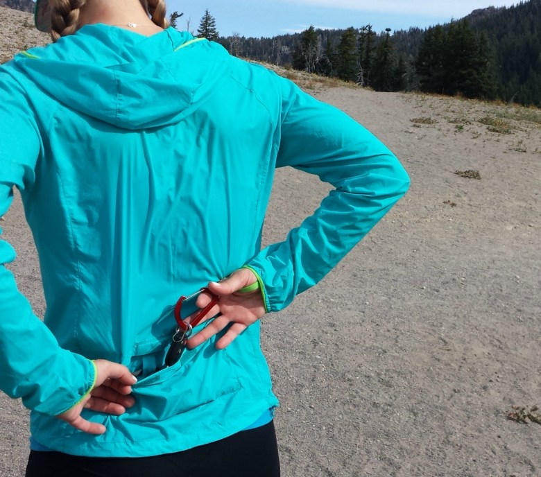 Outdoor Research Women's Tantrum Jacket Review // lynnepetre.com