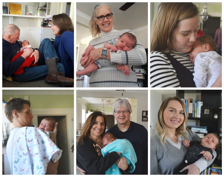 Visitors - First Month // lynnepetre.com