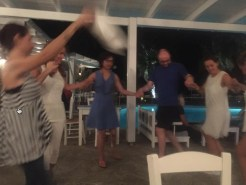 Paros 2015 Greek dancing!