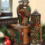 Gold Pine Cone Collection