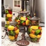 Lemon Lime - Lifetime Oil Candles