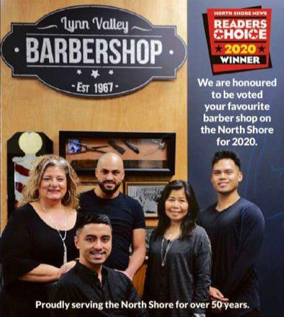 North Shore News Readers Choice 2020 Winner