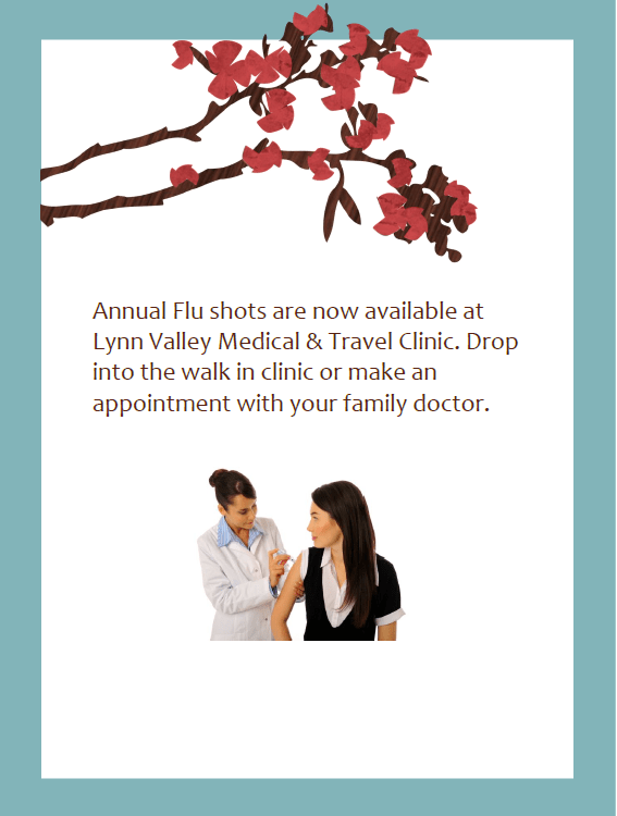 Lynn Valley Medical Walk In Clinic North Vancouver