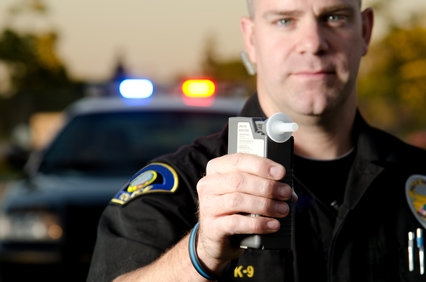 DUI Sobriety Test by Police Officer Lynnwood WA