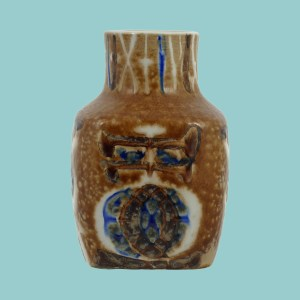 Vintage Scandinavian Vase 720-3361 F