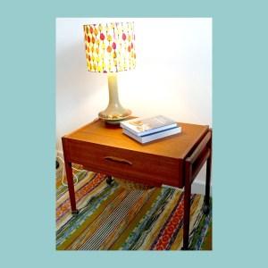 Vintage Scandinavian Table-Lamp 1068 set